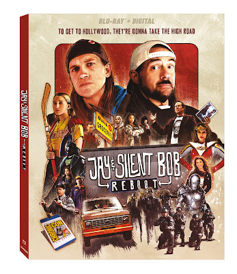 Blu-ray Review - Jay and Silent Bob Reboot