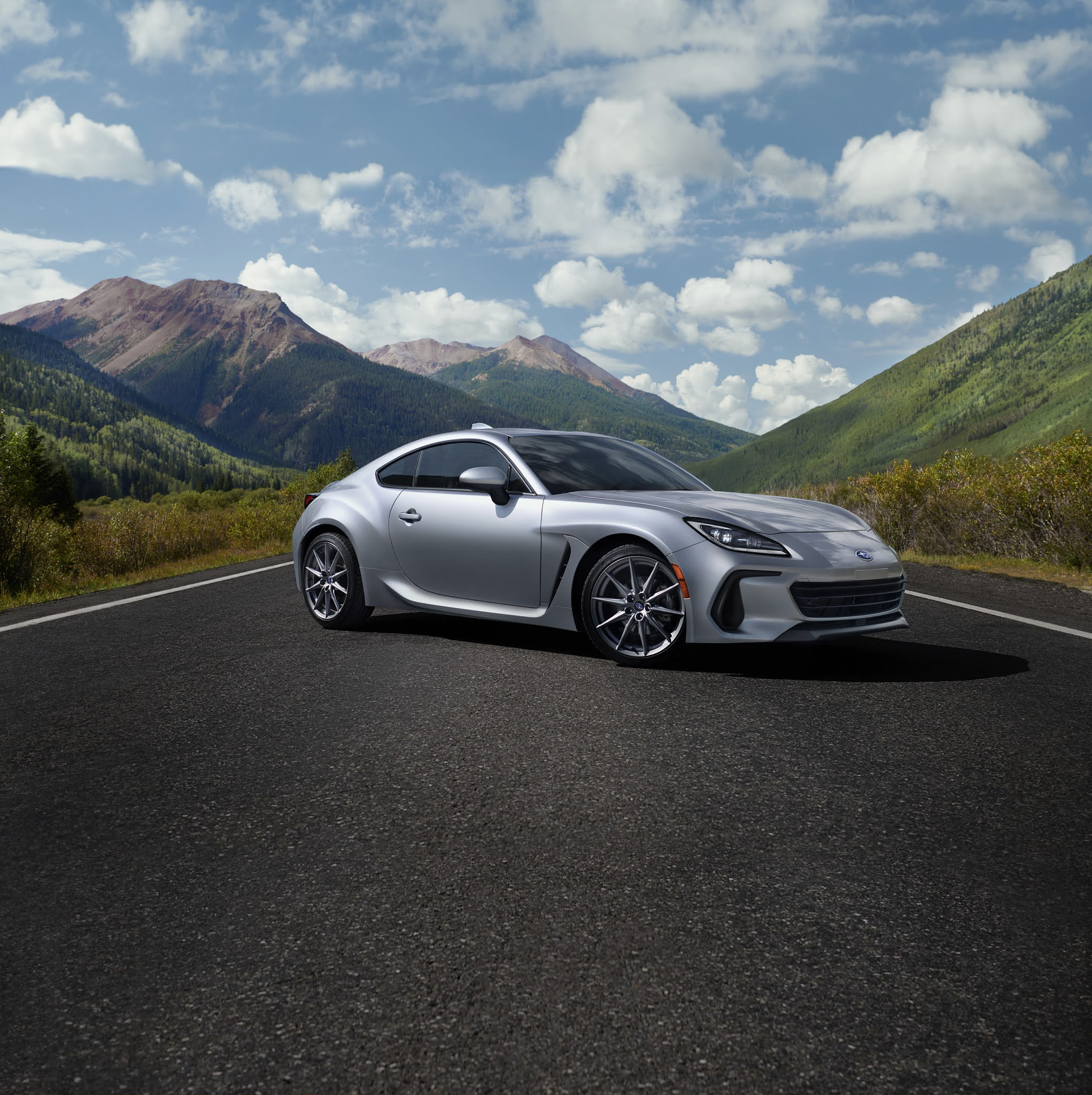 All-New 2022 Subaru BRZ Makes Global Debut