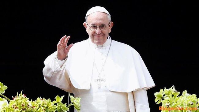 Homili, Paus, Katolik, Paus Fransiskus, Homili Paus