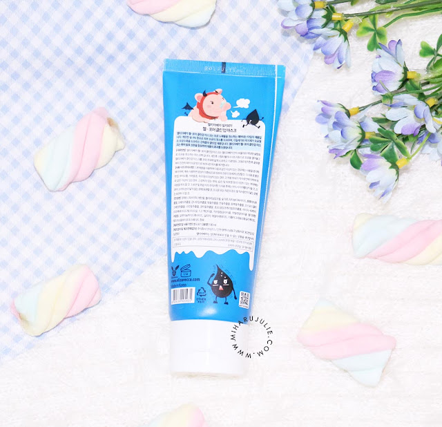 review Elizavecca Milky Piggy Hell Pore Clean up Mask