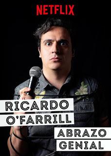 Ricardo O'Farrill: Abrazo genial (2016)