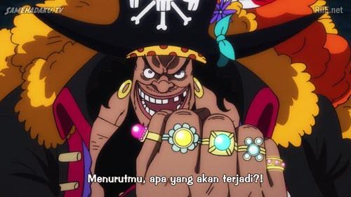 Nonton Streaming One Piece Episode 917 Subtitle Indonesia