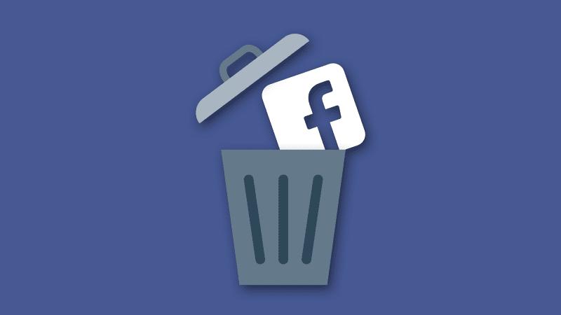 cara hapus akun facebook lama permanen