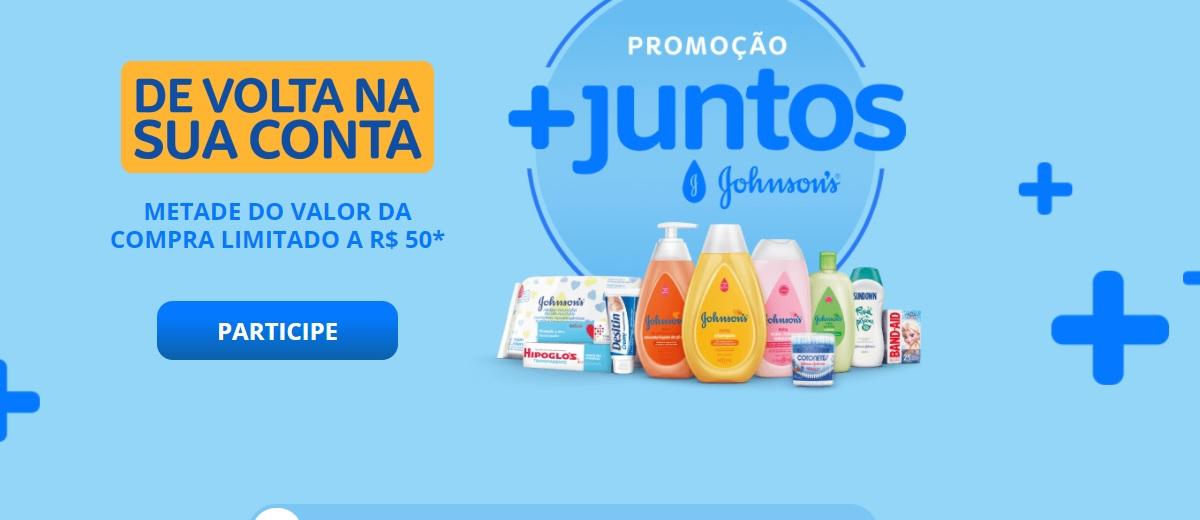 Promoção Mais Juntos Johnson's Baby Reembolso