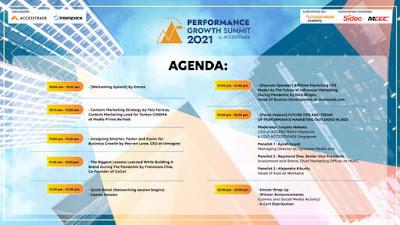 ACCESSTRADE Malaysia's Performance Growth Summit 2021