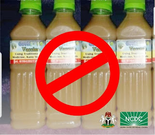 (Photo) Fake Covid-19 Vaccine been Sold, NCDC warns Nigerians.