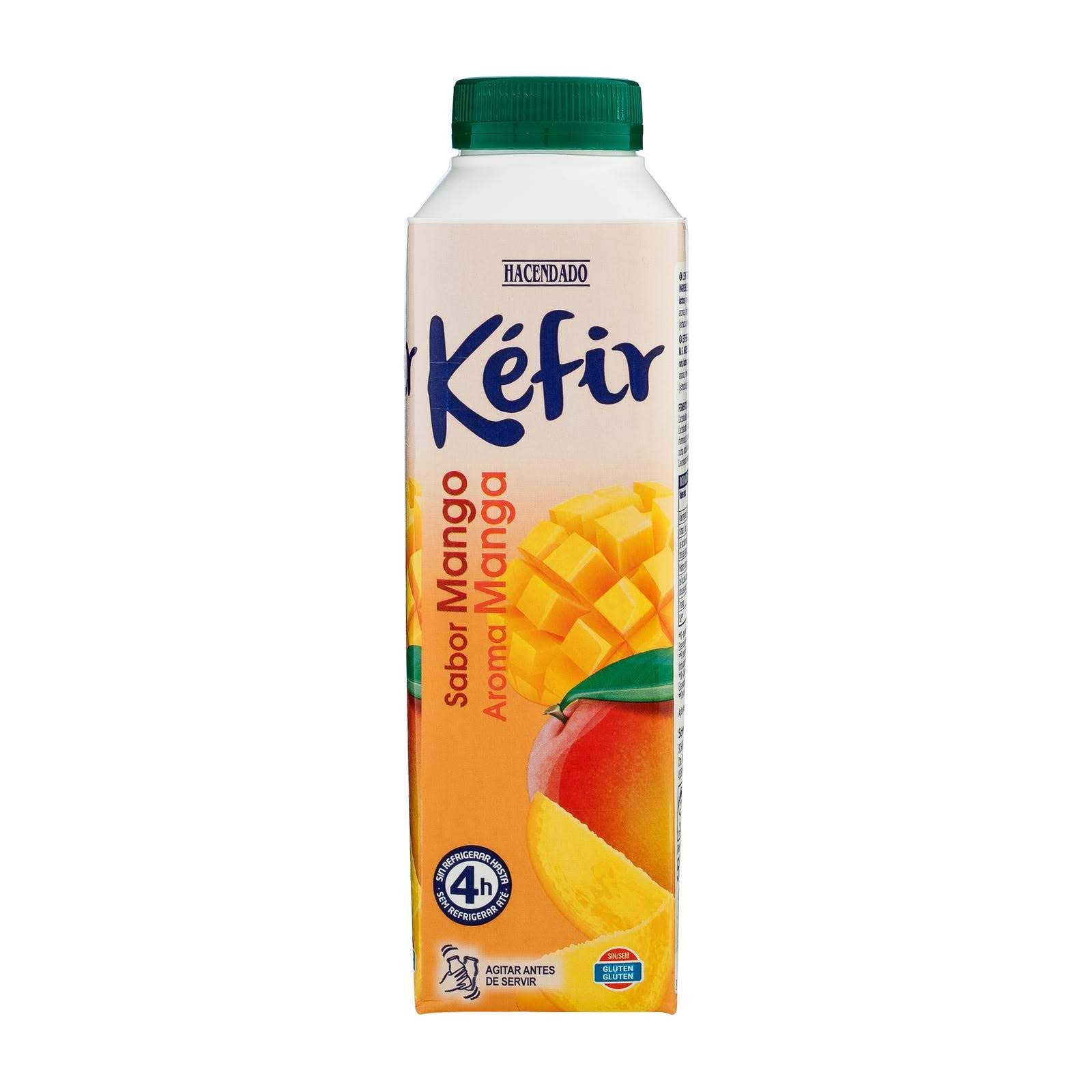 Kéfir sabor mango Hacendado