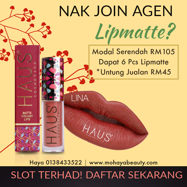 HAUS COSMETICS AGENT WANTED