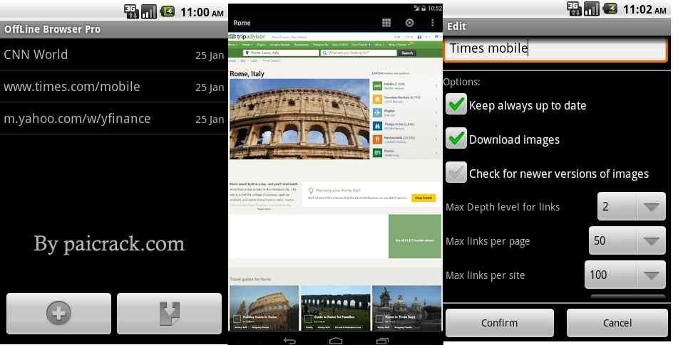 Offline Browser Pro Paid Apk 6.3
