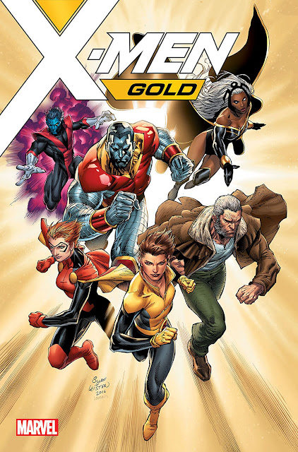 x-men gold back to the basics