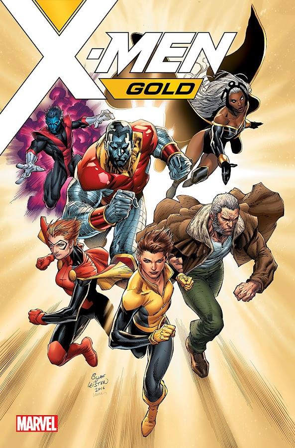 x-men gold back to the basics