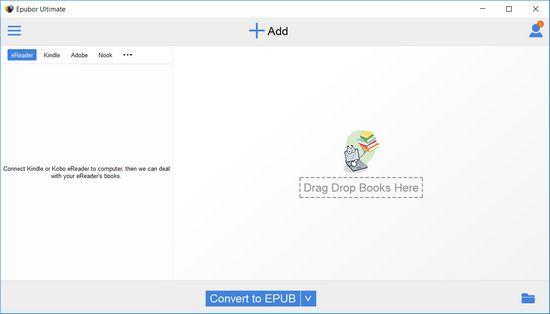 Screenshot Epubor Ultimate Converter 3.0.12.207 Full Version