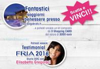Logo Concorso Fria Friends : vinci centinaia di kit, soggiorni e diventa testimonial