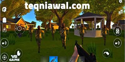 Ocean is Home: Survival Island - أفضل ألعاب الأندرويد 2021