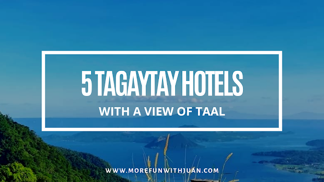 Carmelence View Tagaytay Staycation Taal view Tagaytay hotels with veranda Tagaytay overlooking Taal Hotel restaurant in Tagaytay Taal Lake view How to go to The Lake Hotel Tagaytay from Manila Tagaytay Hotel near Taal Lake