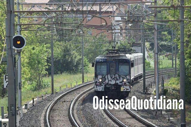 I treni che partono vuoti