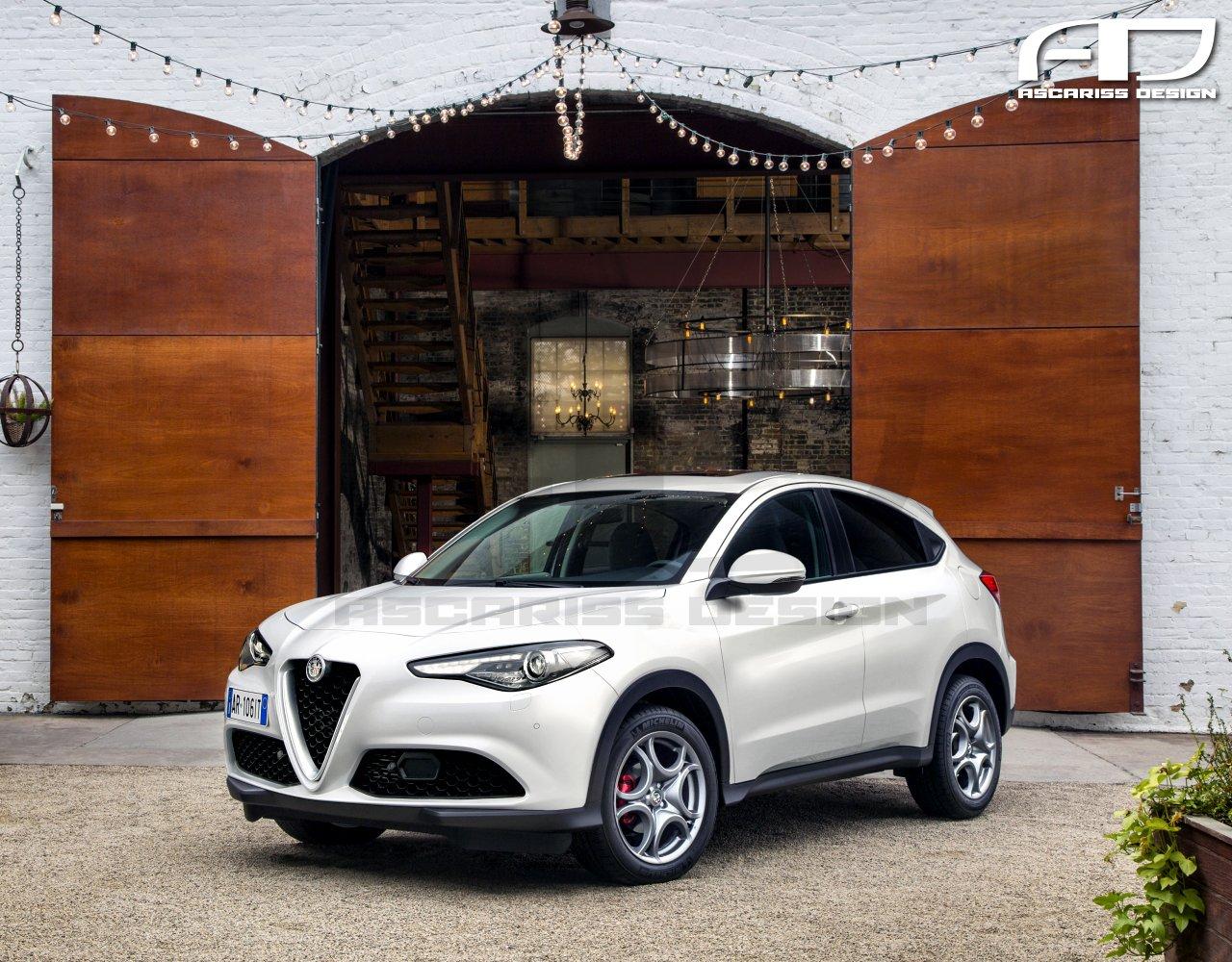 Alfa Romeo Small Crossover Concept