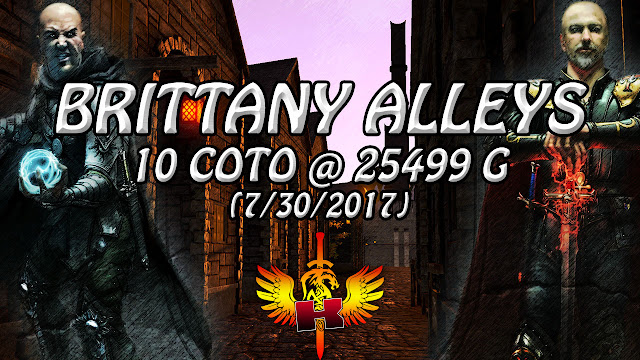 Britanny Alleys, 10 COTO 25499g, 78 Vendors Checked (7/30/2017) 💰 Shroud of the Avatar Market Watch