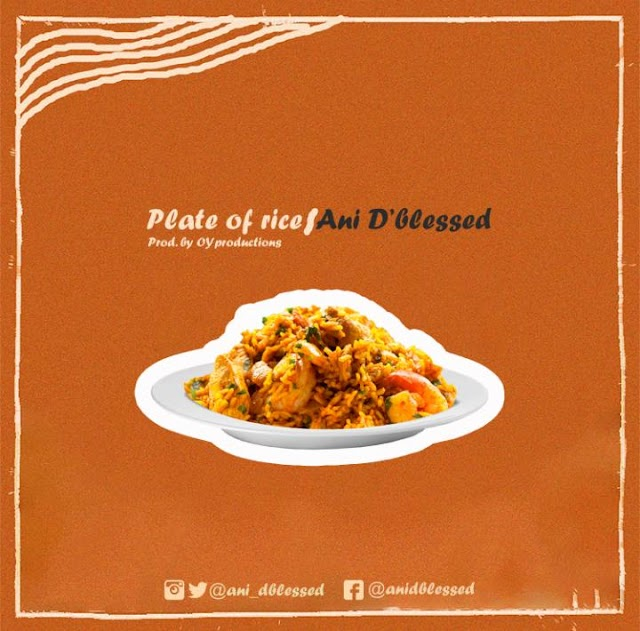 Ani D'Blessed - Plate Of Rice