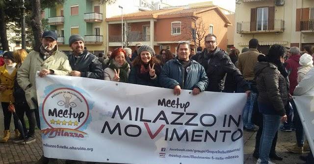 Milazzo diamo voce ai cittadini sabato in piazza san for Papino arredi catania