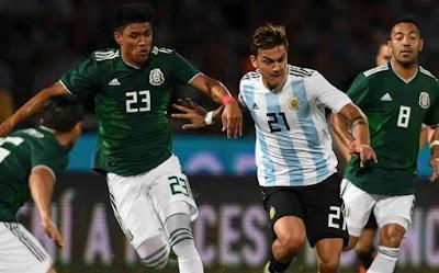 mexico vs argentina sub 22