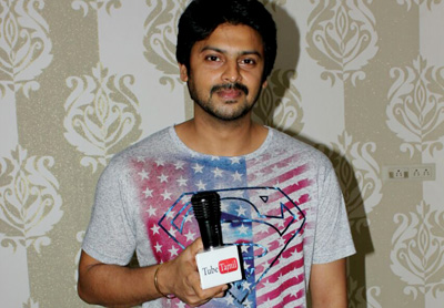 Tamil New Year wishes from your favourite Actor Srikanth