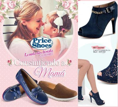 Catalogo dia de mama 2016 price shoes