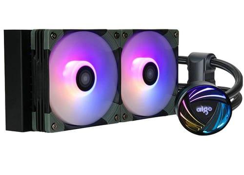 Aigo AT240 240mm Black CPU Liquid Cooler