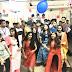 दिवाली पार्टी में स्टूडेंट्स में मचाया धमाल