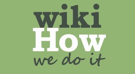 محرك بحث Wikihow