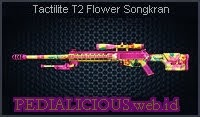Tactilite T2 Flower Songkran
