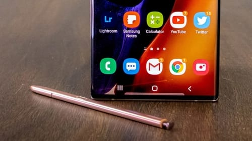 New evidence that Samsung Z Fold 3 supports the S Pen