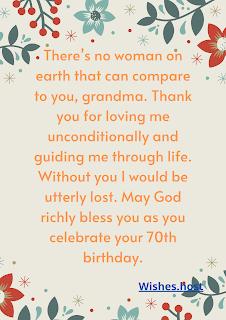 Happy Birthday Grandma wishes