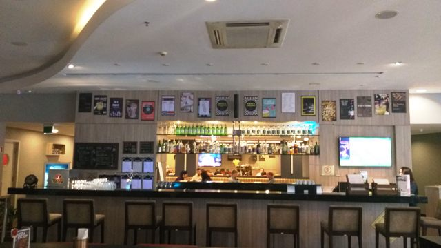 Bar do Mercure São José dos Campos Hotel