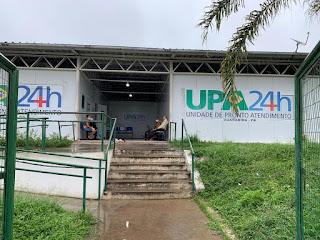 Urgente: Em Guarabira super lotação de leitos na UPA faz com que unidade transfira pacientes com COVID-19 para o HRG