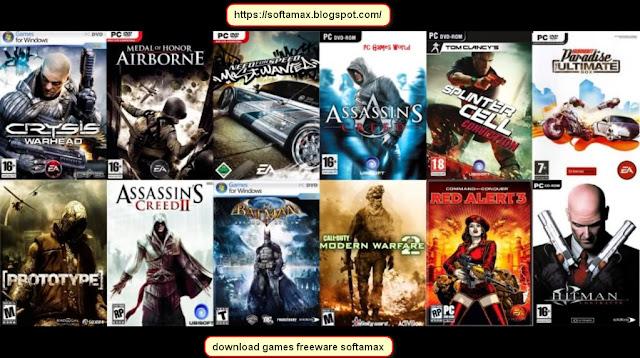 تحميل العاب مجانا - تنزيل العاب كمبيوتر برابط مباشر download games freeware