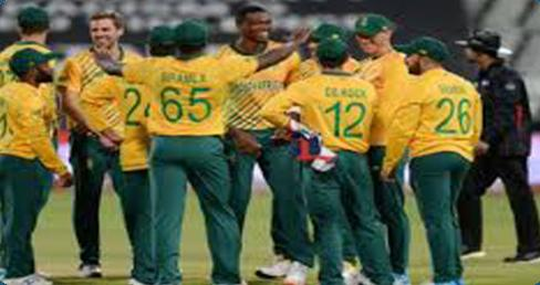When did South Africa's cricket team last tour Pakistan?