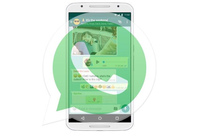 كيفية تعيين خلفية مخصصة لكل محادثة في تطبيق WhatsApp