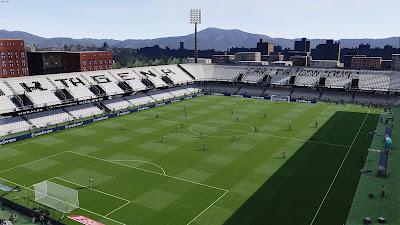 PES 2021 Stadium Estadio Cartagonova