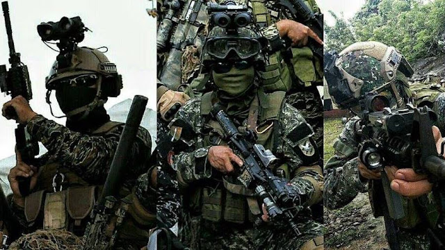 Helmet Acquisition Project (Horizon 1) of the Philippine Army