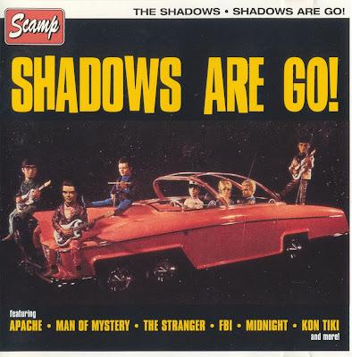 The Shadows - Shadows Are Go! (1960-66)