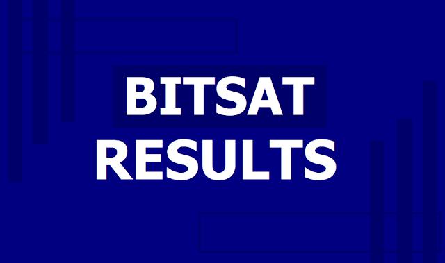 BITSAT Results 2019 (BITSAT First Admission list) out @ bitsadmission.com