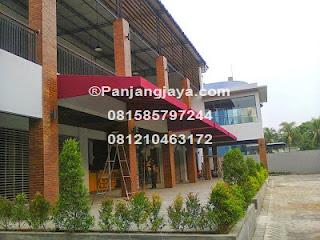 Jasa Canopy Kain di Malang
