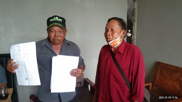 Warga Laporkan Oknum Kepala Desa di Bartim Terkait Dugaan Penggelapan Dana