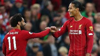 Liverpool vs Norwich City 4-1 Video Gol & Highlights