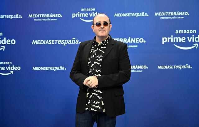 Carlos Areces en 'El Pueblo'