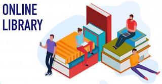 perpustakaan online yang dapat diakses secara elektronik -review tech