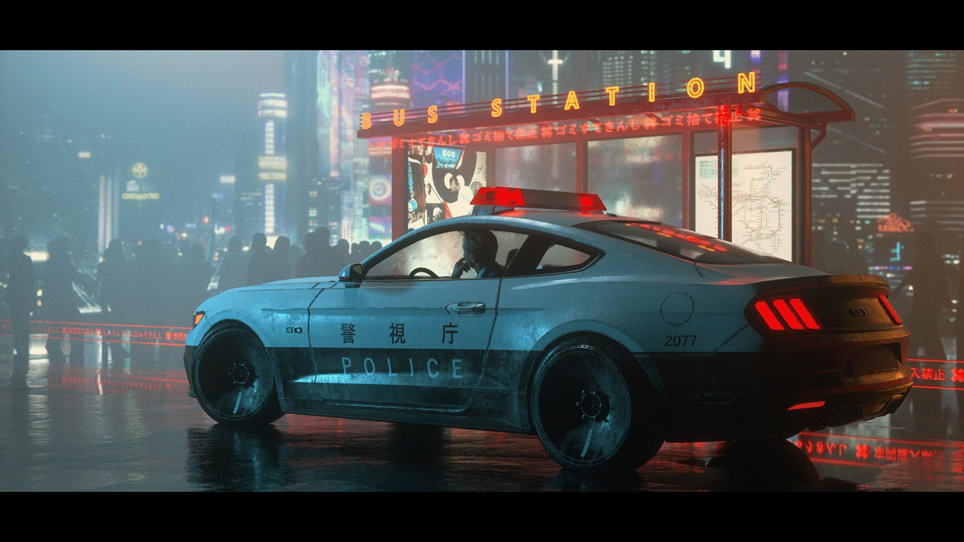 How to Escape from the police in Cyberpunk 2077?