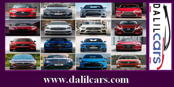 types of 2019 cars