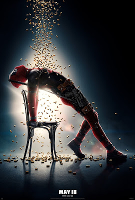 deadpool 2 ryan reynolds film recenzja plakat
